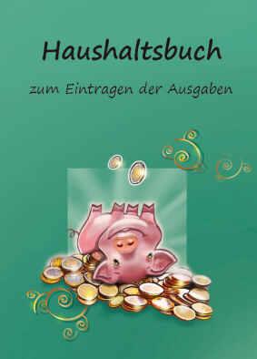 Haushaltsbuch gruen