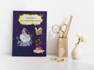 Wunschbuch Motiv Zauberer